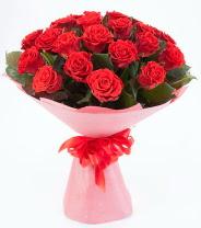 12 adet kırmızı gül buketi  Çanakkale hediye sevgilime hediye çiçek