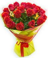 19 Adet kırmızı gül buketi  Çanakkale kaliteli taze ve ucuz çiçekler