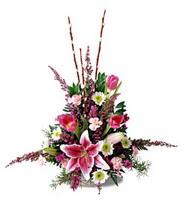 Çanakkale yurtiçi ve yurtdışı çiçek siparişi  mevsim çiçek tanzimi - anneler günü için seçim olabilir