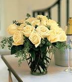 Çanakkale hediye sevgilime hediye çiçek  11 adet sari gül mika yada cam vazo tanzim