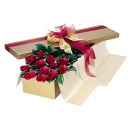 Çanakkale online çiçekçi , çiçek siparişi  10 adet kutu özel kutu