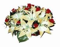 yapay karisik çiçek sepeti   Çanakkale çiçek mağazası , çiçekçi adresleri