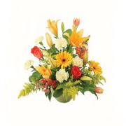 karisik renkli çiçekler tanzim   Çanakkale çiçekçiler