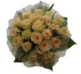 12 adet sari güllerden buket   Çanakkale çiçek yolla , çiçek gönder , çiçekçi