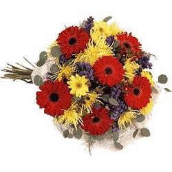 karisik mevsim demeti  Çanakkale online çiçekçi , çiçek siparişi