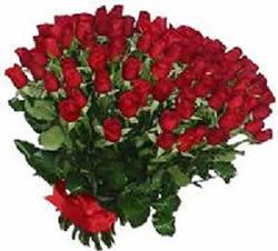 51 adet kirmizi gül buketi  Çanakkale çiçek servisi , çiçekçi adresleri