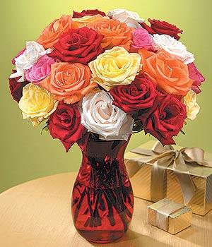 Çanakkale çiçek gönderme sitemiz güvenlidir  13 adet renkli gül