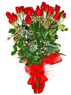 Çanakkale güvenli kaliteli hızlı çiçek  Çiçek gönder 11 adet kirmizi gül