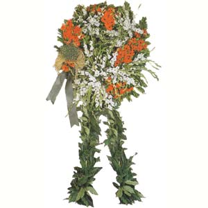 Cenaze çiçek , cenaze çiçekleri , çelengi  Çanakkale İnternetten çiçek siparişi