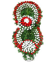 Görsel Cenaze çiçek , cenaze çiçek , çelengi  Çanakkale çiçek yolla , çiçek gönder , çiçekçi