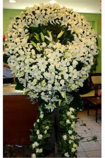 Cenaze çelenk , cenaze çiçekleri , çelengi  Çanakkale cicek , cicekci