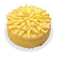 Muzlu pasta 4 ile 6 kisilik yas pasta  Çanakkale online çiçek gönderme sipariş