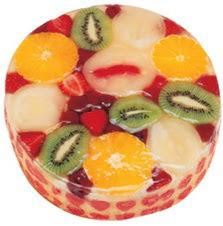 Meyvali 4 ile 6 kisilik yas pasta leziz  Çanakkale 14 şubat sevgililer günü çiçek