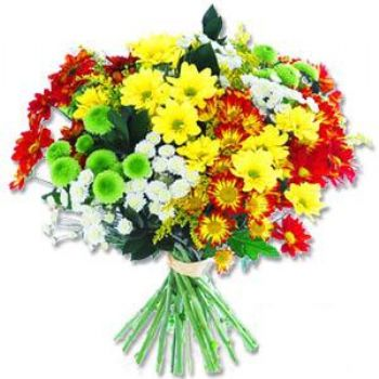 Kir çiçeklerinden buket modeli  Çanakkale güvenli kaliteli hızlı çiçek