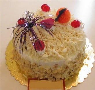 pasta siparisi 4 ile 6 kisilik yaspasta mis lezzette  Çanakkale online çiçek gönderme sipariş
