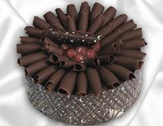 online pasta satisi 4 ile 6 kisilik çikolatali meyvali yaspasta  Çanakkale online çiçekçi , çiçek siparişi