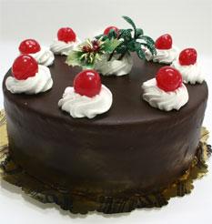 4 ile 6 kisilik yas pasta çikolatali taze pastaci  Çanakkale çiçek gönderme sitemiz güvenlidir