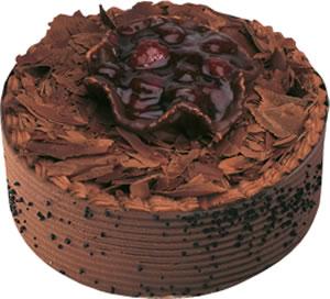 pasta satisi 4 ile 6 kisilik çikolatali yas pasta  Çanakkale cicekciler , cicek siparisi