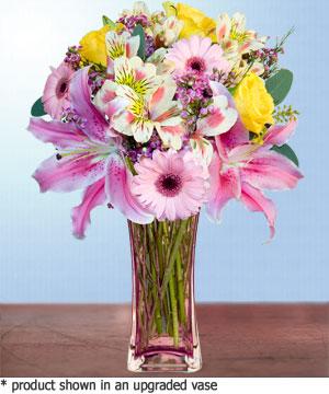 Anneme hediye karisik cam mevsim demeti  Çanakkale çiçek mağazası , çiçekçi adresleri