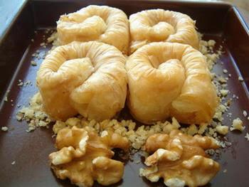 tatli siparisi Essiz lezzette 1 kilo bülbül yuvasi  Çanakkale online çiçekçi , çiçek siparişi