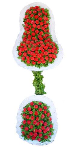Dügün nikah açilis çiçekleri sepet modeli  Çanakkale yurtiçi ve yurtdışı çiçek siparişi