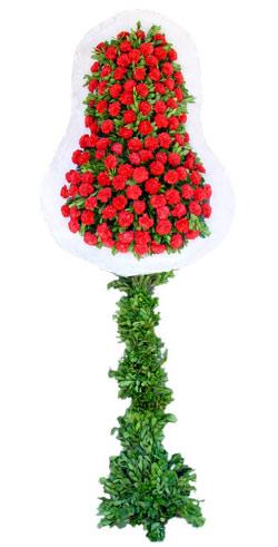Dügün nikah açilis çiçekleri sepet modeli  Çanakkale internetten çiçek satışı