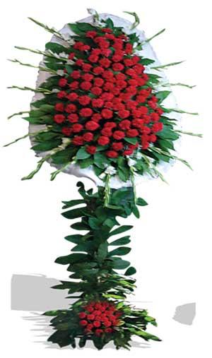 Dügün nikah açilis çiçekleri sepet modeli  Çanakkale çiçekçiler