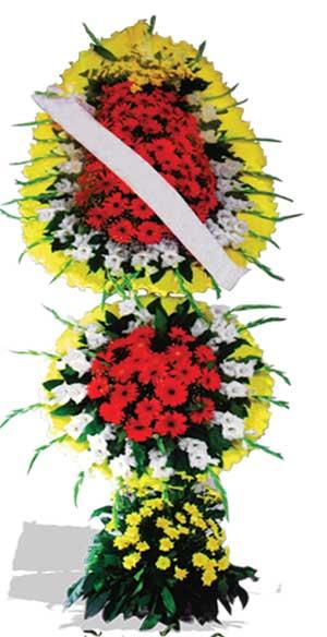 Dügün nikah açilis çiçekleri sepet modeli  Çanakkale internetten çiçek siparişi