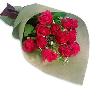 Uluslararasi çiçek firmasi 11 adet gül yolla  Çanakkale çiçek satışı