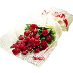 Çiçek gönderme 13 adet kirmizi gül buketi  Çanakkale cicek , cicekci