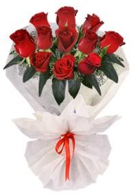 11 adet gül buketi  Çanakkale çiçek mağazası , çiçekçi adresleri  kirmizi gül