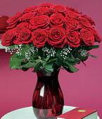 Çanakkale çiçek gönderme  11 adet Vazoda Gül sevenler için ideal seçim
