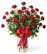 Sevgilime sıradışı hediye güller 24 gül  Çanakkale İnternetten çiçek siparişi