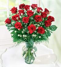Çanakkale çiçek online çiçek siparişi  9 adet mika yada vazoda kirmizi güller