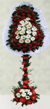 Çanakkale çiçek online çiçek siparişi  çift katlı düğün açılış çiçeği
