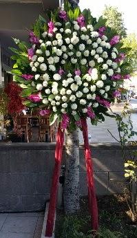 Çanakkale çiçek mağazası , çiçekçi adresleri  Cenaze Çelengi  Çanakkale hediye sevgilime hediye çiçek