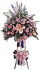 Çanakkale ucuz çiçek gönder   Ferforje Pembe kazablanka
