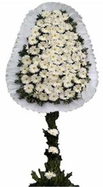 Tek katlı düğün nikah açılış çiçek modeli  Çanakkale hediye sevgilime hediye çiçek
