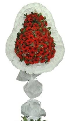 Tek katlı düğün nikah açılış çiçek modeli  Çanakkale online çiçekçi , çiçek siparişi