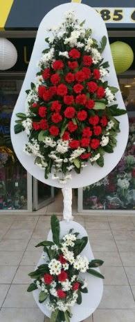 2 katlı nikah çiçeği düğün çiçeği  Çanakkale çiçek siparişi vermek