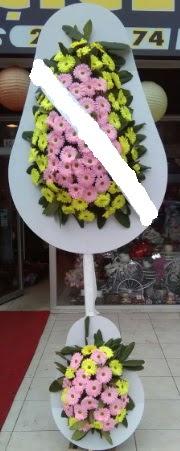Çift katlı düğün nikah açılış çiçeği  Çanakkale çiçek gönderme sitemiz güvenlidir
