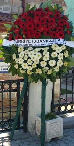 Cenaze çiçek modeli  Çanakkale çiçek yolla