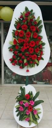 Çift katlı düğün nikah açılış çiçek modeli  Çanakkale çiçek mağazası , çiçekçi adresleri