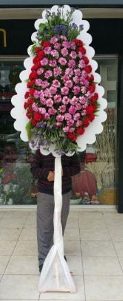 Tekli düğün nikah açılış çiçek modeli  Çanakkale cicek , cicekci