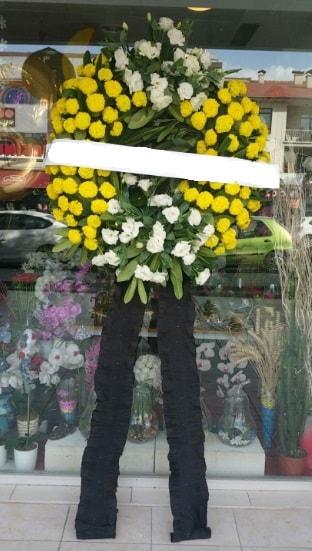 Cenaze çiçek modeli cenaze çiçeği  Çanakkale online çiçek gönderme sipariş