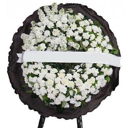 Cenaze çelengi çiçeği modelleri  Çanakkale çiçek online çiçek siparişi