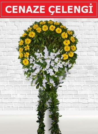 Cenaze Çelengi cenaze çiçeği  Çanakkale çiçekçiler