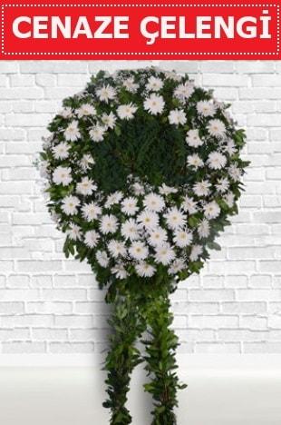 Cenaze Çelengi cenaze çiçeği  Çanakkale internetten çiçek siparişi