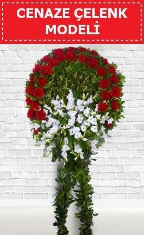 Cenaze Çelengi cenaze çiçeği  Çanakkale online çiçek gönderme sipariş