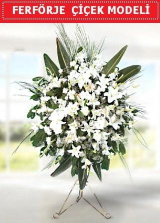 Ferförje çiçek modeli  Çanakkale uluslararası çiçek gönderme